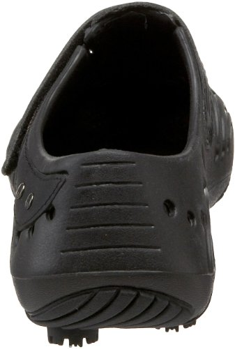 DAWGS Men's Spirit MGS Golf Shoe,Dark Brown/Black,10 M US