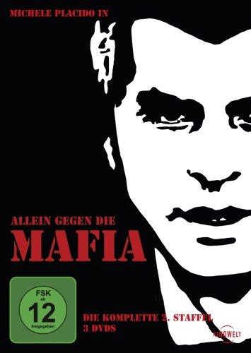 Allein gegen die Mafia - Die komplette 2. Staffel [3 DVDs]