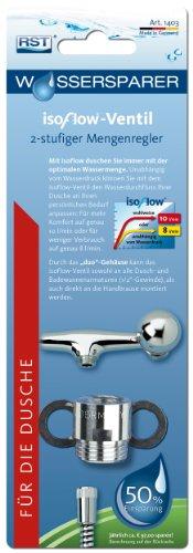 RST 1403 Durchflussregulierer Isoflow