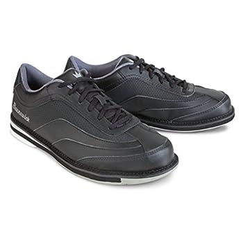 Brunswick Men s Rampage Bowling Shoes Black Size 9
