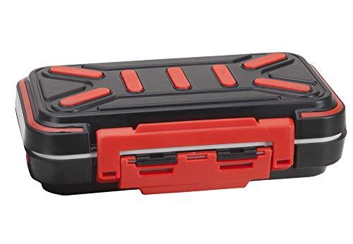 Iron Claw Stinger Hardcase S 16 x 9 x 4,5 cm – tacklebox för tilläggskrokar, stingerbox, fiskelåda för ingefärgkrok, låda för ångspärrar