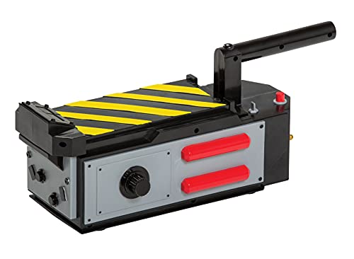 Ghostbusters Ghost Trap Accessory. Costume prop, no moving parts.