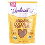 Wholesome Sweeteners Organic Coconut Palm Sugar, 16 Ounce -- 6 per case.