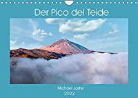 Der Pico del Teide - Michael Jaster (Wandkalender 2022 DIN A4 quer): Dieser Fotokalender zeigt Ihnen, die beeindruckend und nicht reale Landschaft um den Vulkan Pico del Teide. (Monatskalender, 14 Seiten )