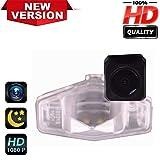 Telecamera per retromarcia, 170°, HD, 1280 x 720 pixel, 1000TV, linea, per retromarcia, impermeabile, visione notturna, per Honda Elysion CRV FIT Odyssey Insight Jade Vezel 2015-2018
