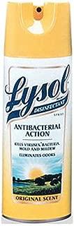 Lysol 27270 Disinfectant Spray, Original, 19 oz.