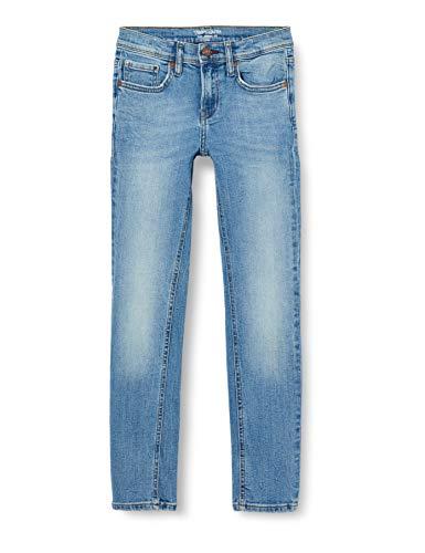 Teddy Smith 60106425D Jeans, Fripp/Indigo Clair, 14 ans Garçon
