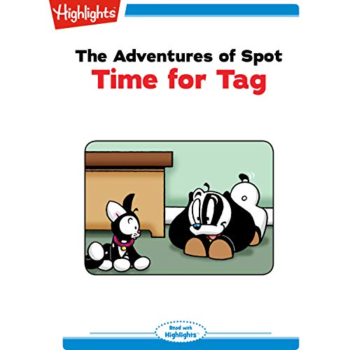 The Adventures of Spot: Time for Tag Titelbild