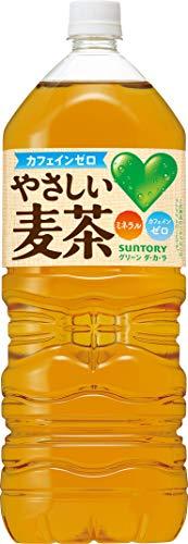 GREEN DAKARA やさしい麦茶 2L×6本 PET