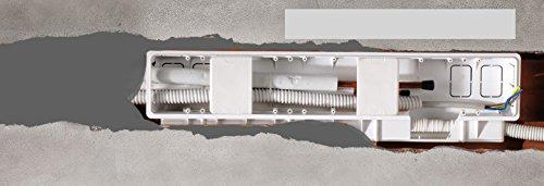 Einbaugehäuse Unterputzgehäuse Split Klimagerät