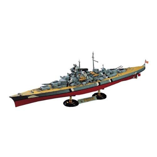 Academy AC14109 - Nave da combattimento Bismark, 1:350