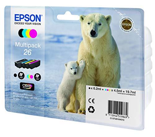 Epson MULTIPACK 4-COLOURS 26 CLARIA