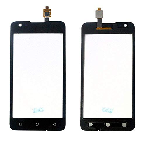 MrSpares Touch Screen digitizer Panel Replacement Part for Micromax Blaze 4G Q400 : Black