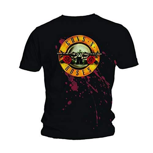 Bravado - T-shirt Homme Guns N Roses - Bullets - Noir - Noir - X-Large