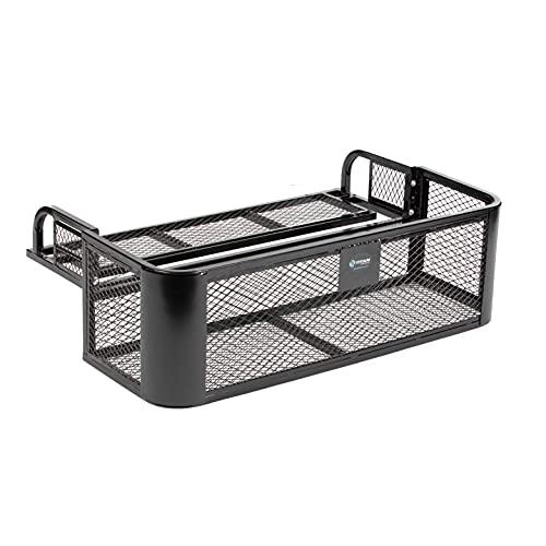 Titan Ramps Rear ATV Drop Basket 41' Wide 42 lb. Steel Mesh Hunting Fishing