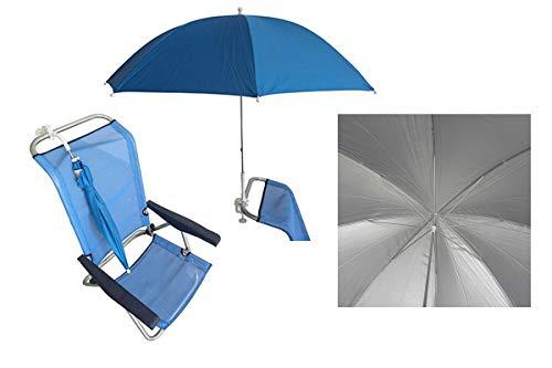 Sombrilla para silla 120 cm UPF Pincho