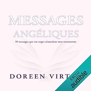 Couverture de Messages angéliques