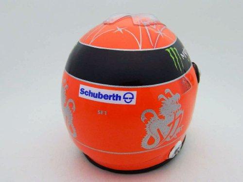 Schuberth Helmet M.Schumacher Formel 1 2012