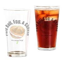Fabriqué en verre durable sans plomb, ce verre à boire a une sensation classique et peut contenir 40 ml de liquide US et est un verre de base pour votre collection de barware ou de grotte homme. Il ne s'agit pas d'un verre à bière impérial. (Contenan...