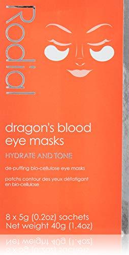 Rodial Pflege Skin Dragon's Blood Eye Masks 8x5 g