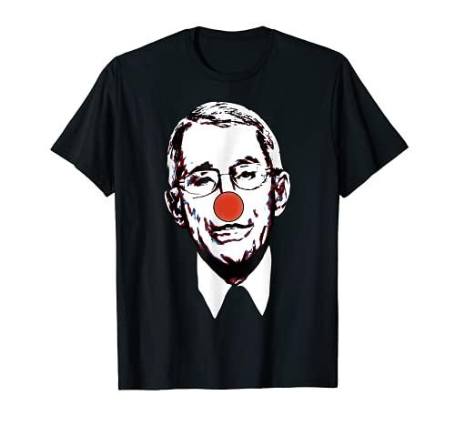 Fauci The Clown Dr.Fauci Clown Dr.Anthony T-Shirt