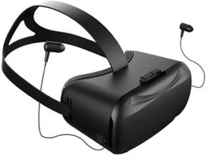 ZNBJJWCP 3D VR Glasses Headset Virtual Reality Goggles Play Movies Photos Enjoyment for Smartphones