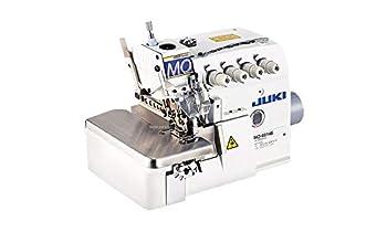 Juki Industrial 4-Thread Overlock Sewing Machine K.D table & Servo Motor with REX LED sewing light DIY