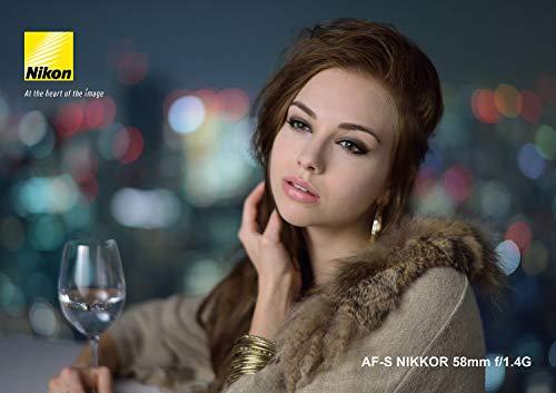 Nikon(ニコン)『AF-SNIKKOR58mmf/1.4G』