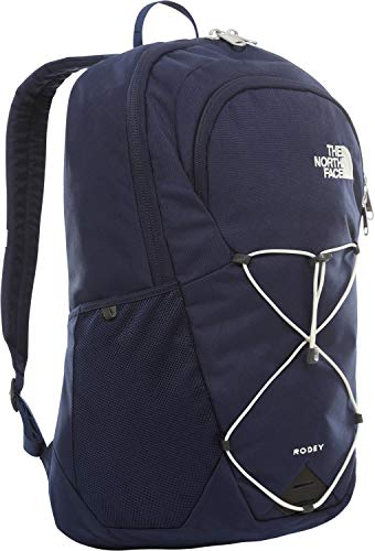 The North Face Rodey Mochila, Unisex Adulto, montgbl/Vintgwt