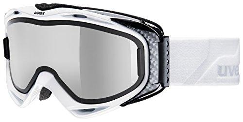 Uvex Erwachsene g.gl 300 TOP Skibrille, White, One Size