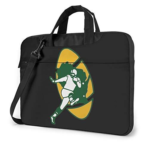 Gr_En Ba_Y Pa_Ckrs Llaptop Bag 15.6 Inch Briefcase Shoulder Bag Satchel Tablet Bussiness Carrying Handbag Laptop Sleeve