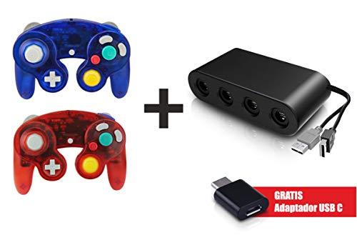 mando gamecube switch fabricante HEARNOX