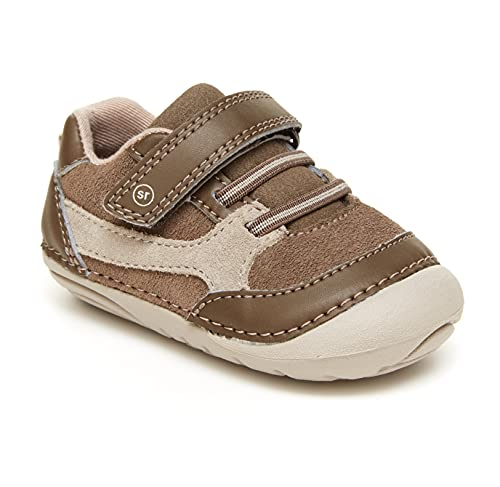 Product Image of the Stride Rite Boy's Soft Motion Kylin Sneaker, Brown, 6 Toddler