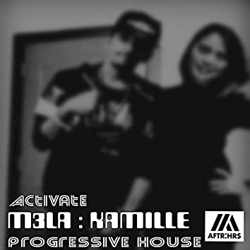 Activate (with Kamille) (Minimal House )