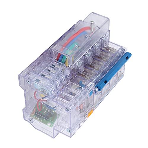 Disyuntor pequeño, disyuntor doméstico Protección magnética Resistencia de alta resistencia para uso doméstico Edificio de oficinas