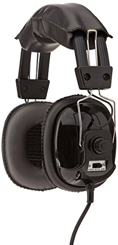 Bounty Hunter Metal Detector Binaural Headphone HEAD-PL