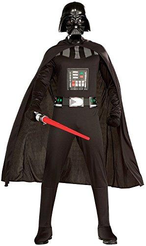 Star Wars tm Darth Vader tm Standard Adult Costume Size Large (disfraz)