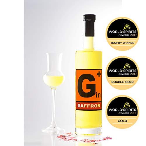 Gin+ Saffron Gin