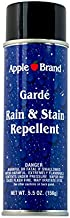 Apple Brand Garde Rain & Stain Water Repellent - Protector Spray For Handbags, Purses, Shoes, Boots, Accessories, Furniture - Won't Alter Color - Great For Vachetta