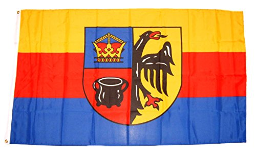 Fahne / Flagge Nordfriesland NEU 90 x 150 cm Flaggen