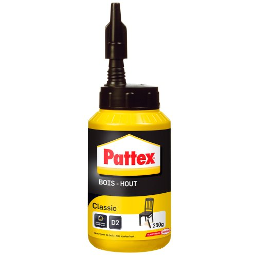 Pattex Classic - Cola para madera (250 g)