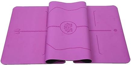WZHYOGAMAT Sport Fitness Yoga Mat Anti-Slip Mat Voor Stretching/Stretching/Zitten Up Roze