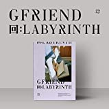 GFRIEND 回:Labyrinth (8th Mini Album) [RoomVer.] - CD+Photobook+Folded Poster+Pre Order Benefit+Others with Extra Decorative Sticker Set, Photocard Set