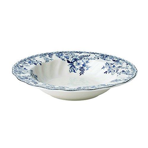 Price comparison product image Johnson Brothers 8.25-Inch Devon Cottage Pasta Bowl,  Multicolored
