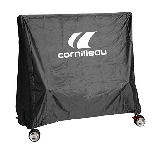Cornilleau Table Cover Premium Grey, Grau, Einheitsgröße