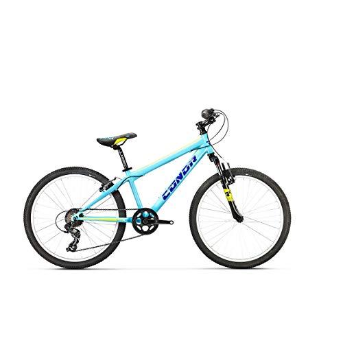 "Conor 440 24"" Bicicleta, Juventud Unisex, Azul (Azul), Talla Única"