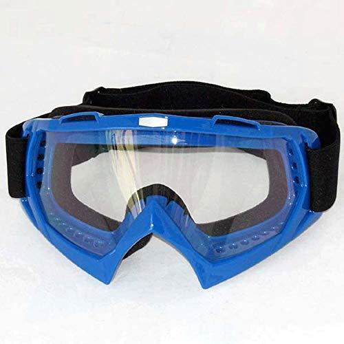 Ys-s Personalización de la tienda Gafas de protección, gafas de seguridad industrial a prueba de polvo y resistente a los golpes, gafas de protección laboral, deportes a caballo, gafas químicas de are ⭐