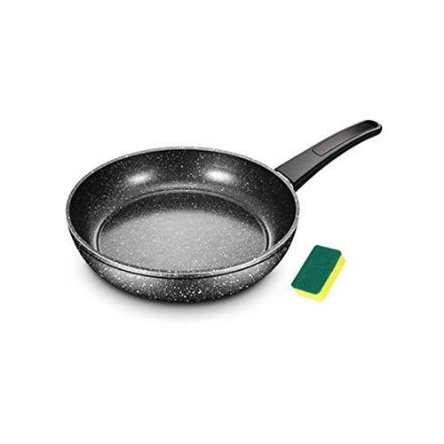 Non-Stick Omelette Artifact, Veal Steak Frying Pan, Pancake Pan, Household Gas Stove, Kitchen Pot, Cooking Pot (Size : 28cm) DSB (Size : 26cm)