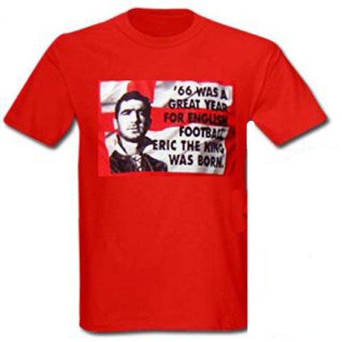Eric Cantona Legendeee T-Shirt (3XL (Triple XXXL))