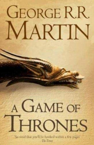 A game of thrones: book one of A song of ice and fire: Book 1